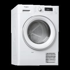 Whirlpool 惠而浦 DFCX80116  冷凝式乾衣機清爽抗皺 / 8公斤