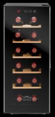 Vinvautz 名望 VZ12BHK 單溫區電子酒櫃 (12瓶)