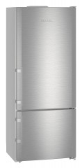 Liebherr CNPef 4516 413 Litres Fridge-freezer with NoFrost CNPef 4516 413公升 雙門雪櫃