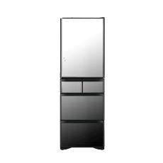 Hitachi 日立 R-G420KHLX 305公升 變頻式五門雪櫃-左門鉸設計 (晶鑽鏡面)