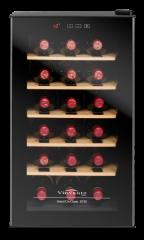 Vinvautz 名望 VZ18BHK 48公升 單溫區電子酒櫃 (18/瓶)