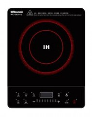 Rasonic 樂信 RIC-GB201E 輕便式電磁爐 (13A/按鍵式/6 種自動功能)
