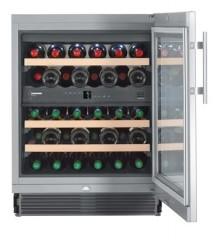 Liebherr UWTes 1672 94Litres Built-in Wine Cellar (34 bottles) Liebherr UWTes 1672 94公升 內置式紅酒櫃 (34瓶)