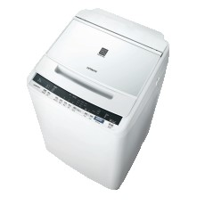Hitachi 日立 BW-V80FSP 8公斤 日式全自動洗衣機 - 高去水位 Ultra Stream Wash 自動內外筒清洗