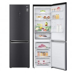 LG M341MC17 341L下置式冷凍型 智能變頻式壓縮機 雙門雪櫃