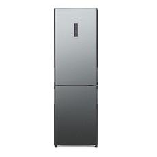 Hitachi 日立 R-BX380PH9X 312公升 雙門下置冰凍室雪櫃-晶鑽鏡面