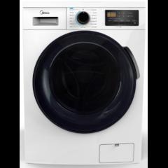 Midea 美的 8公斤 1400轉/分鐘 前置式薄身洗衣機 - MFG80S14