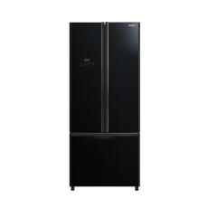 Hitachi 日立 R-WB560P9H-GBK 439公升 French Bottom Freezer系列-黑影玻璃
