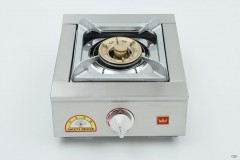 Crown CR-8198(LPG) Freestanding Single Burner LP Gas Hobs 皇冠 CR-8198(LPG) 座枱式單頭石油氣爐