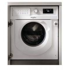 Whirlpool 惠而浦 WFCI75430  內置式滾筒洗衣乾衣機內置式 / 洗衣 7公斤 + 乾衣 5公斤 / 1400轉/分鐘