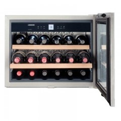 Liebherr WKEes 553 47Litres Built-in Wine Cellar (18 bottles) Liebherr WKEes 553 47公升 內置式紅酒櫃 (18瓶)