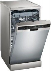 Siemens 西門子 iQ300 獨立式洗碗機 45cm 鈦銀色機身 SR23EI28ME