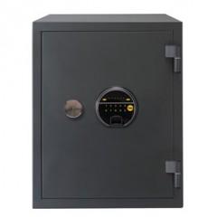 Yale 耶魯 YAL-YFF520FG2 指紋辨識防火夾萬 (黑色)