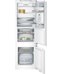Siemens KI39FP60HK  iQ700 Built-in fridge freezer bottom freezer 西門子 KI39FP60HK iQ700 嵌入式雙門雪櫃