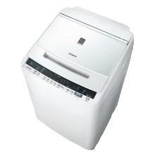 Hitachi 日立 BW-V80FS 8公斤 日式全自動洗衣機 Ultra Stream Wash 自動內外筒清洗