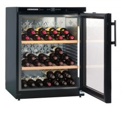 Liebherr WKb 1712 121Litres Wine Cellar (60 bottles) Liebherr WKb 1712 121公升 紅酒櫃 (60瓶)