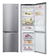 LG M341S13 341L下置式冷凍型 智能變頻式壓縮機 雙門雪櫃