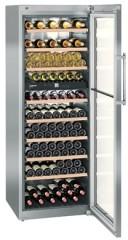 Liebherr WTes 5972 526Litres Wine Cellar (211 bottles) Liebherr WTes 5972 526公升 紅酒櫃 (211瓶)