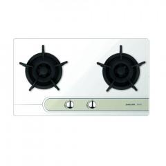 Sakura 櫻花 G2522W-LPG 嵌入式雙頭煮食爐 (石油氣)(白色)
