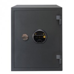 Yale 耶魯 YAL-YFF420FG2 指紋辨識防火夾萬 (黑色)