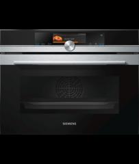 Siemens CS658GRS1B 47Litres iQ700 Built-in Steam Oven  西門子 CS658GRS1B 47公升 iQ700 內置式電蒸焗爐