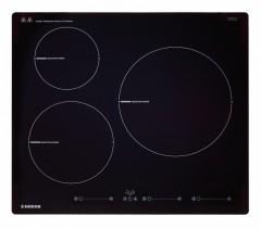 NODOR I 3060 BKHK 嵌入式電磁爐 (3爐頭 SCHOTT® 黑色玻璃 / 60cm) ( 照價再減 )