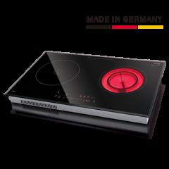 German Pool 德國寶 DIH-146DB 嵌入式雙頭電磁電陶爐