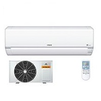 Hitachi 日立 RASDX13CSK 1.5匹 纖巧420變頻淨冷分體式冷氣機
