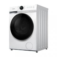 Midea 美的 「Lunar系列」8公斤前置式薄身變頻蒸氣洗衣機 - MFL80S14