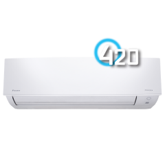 Daikin 大金 FTKA25BV1H 1匹 藍光420變頻淨冷分體式冷氣機 (新型號)