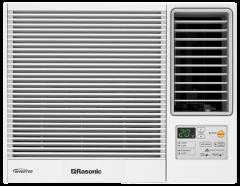 Rasonic 樂信 RC-HZ90Z 變頻冷暖窗口機 (1匹) (2021年型號)