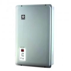 Sakura 櫻花 H100RFS-LPG 10公升 背出排氣 氣體熱水爐 (石油氣) (銀色)